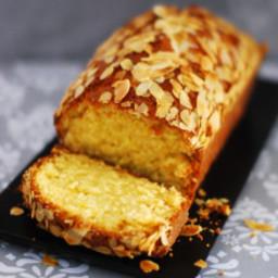 Orange Almond And Yoghurt Loaf