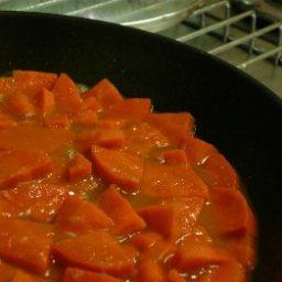 Orangy Carrots