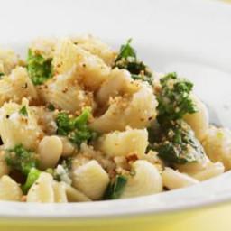 Orecchiette with Broccoli Rabe and Chickpeas