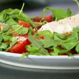 Oregano, Feta and Tomato Salad
