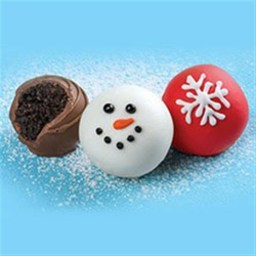 OREO Snowman Cookie Balls
