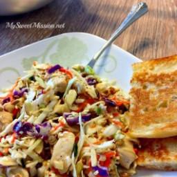 Oriental Chicken Salad