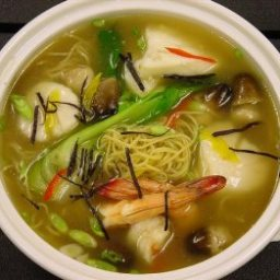 Oriental-Style Soup