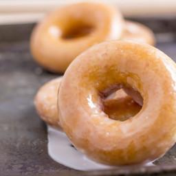 Original Krispy Kreme Glazed Doughnuts