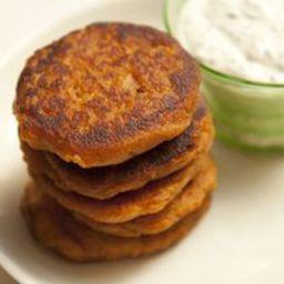 Orna and Ellas Sweet Potato Pancakes