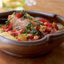 Osso Buco-Style Chicken Thighs