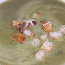 Oudeis's Broccoli Cream soup