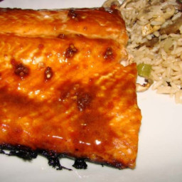 Our Favorite Grilled Salmon Sauce