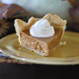 Our Favorite Pumpkin Pie