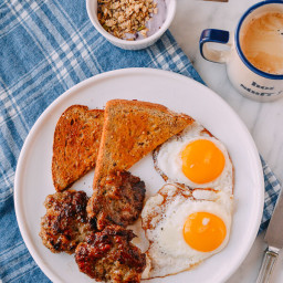 Our Homemade Breakfast Sausage Recipe