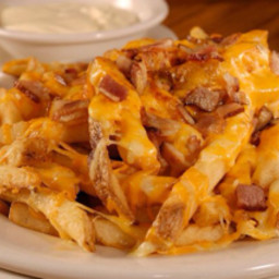 Outback Aussie Cheese Fries