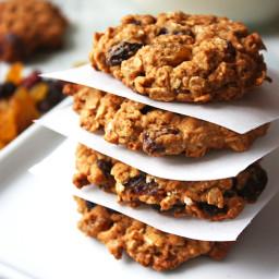Outrageous Oatmeal Cookies {Healthier Starbucks Copycat}