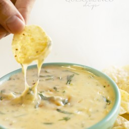 Outrageous Queso Dip