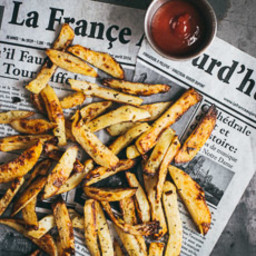 Oven Baked French Fries