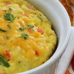 Oven Baked Omelet Recipe