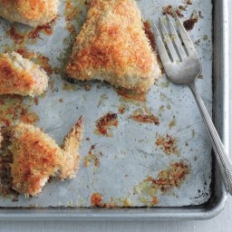 Oven-Fried Panko Chicken