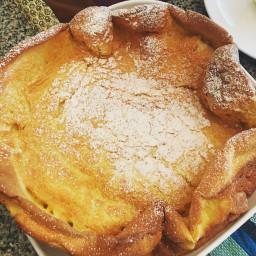 Oven Pancake (pannekoeken)