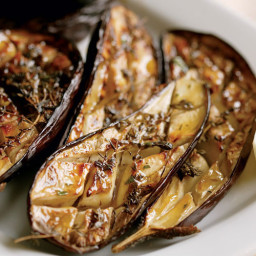 Oven-Roasted Eggplant Recipe