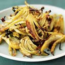 Oven=Braised Fennel with Balsamic Vinegar