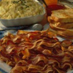 Overnight Bacon Casserole