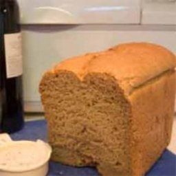 Overnight Light Whole Wheat Bread