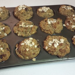 Owen's Oatmeal Banana chocolate Chip Muffins