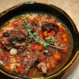 Oxtail Buco Recipe
