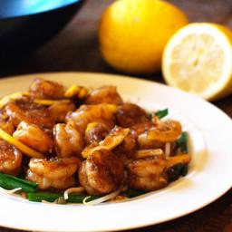 P.F. Chang's Lemon Pepper Shrimp