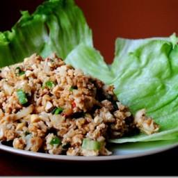 P.F. Chang's Lettuce Wraps