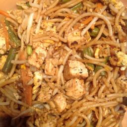 Pad Thai (Vegetable)