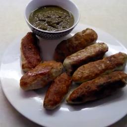 Pakistani Seekh Kabab Recipe |Rashmi Kabab