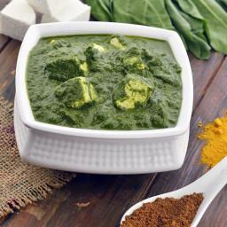Palak Paneer, How To Make Homemade Palak Paneer Recipe