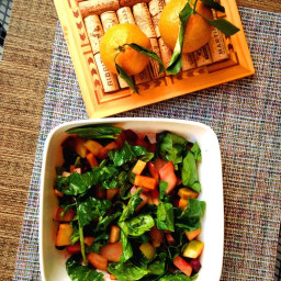 Paleo Beet and Green Apple Salad