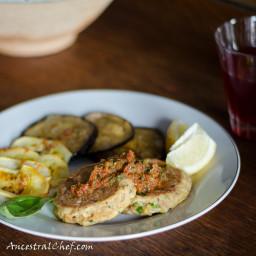 Paleo Coconut Tuna Fish Cakes Recipe [Keto, Grain-Free, Nut-Free]