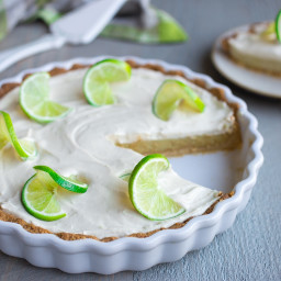Paleo Dairy Free Key Lime Pie