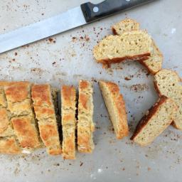 Paleo French Bread (nut-free)