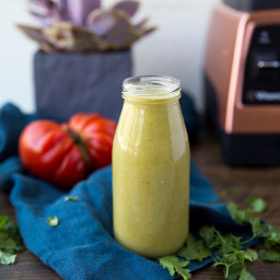 Paleo Green Chili Sauce