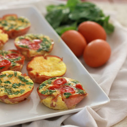 Paleo Mini Quiche