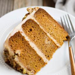 Paleo Pumpkin Spice Cake