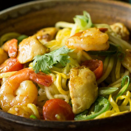Paleo Singapore Street Noodles