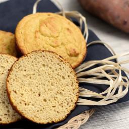 Paleo Sweet Potato Buns (nut-free)