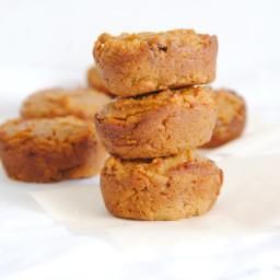 Paleo Sweet Potato Pie Muffins