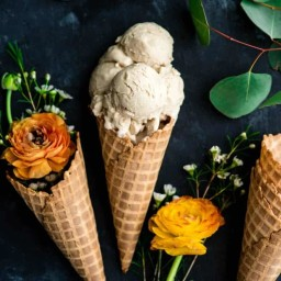 Paleo Vanilla Ice Cream
