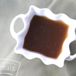 Paleo-Whole30 Compliant Worcestershire Sauce