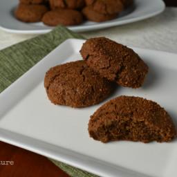 Paleo Gingersnaps... made with cassava flour!
