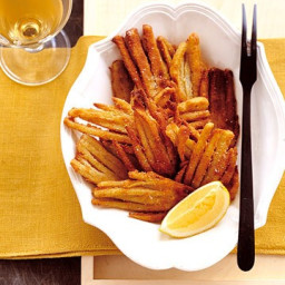 Pan-Fried Fennel