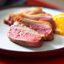 Pan-Seared Duck Breast Recipe