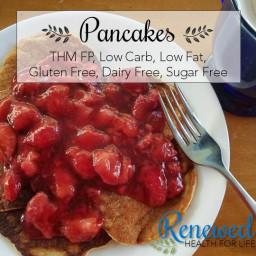 Pancakes - THM FP