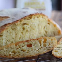 Pane 100% semola di grano duro decorticato