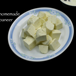 paneer recipe | homemade paneer recipe | cottage cheese recipe